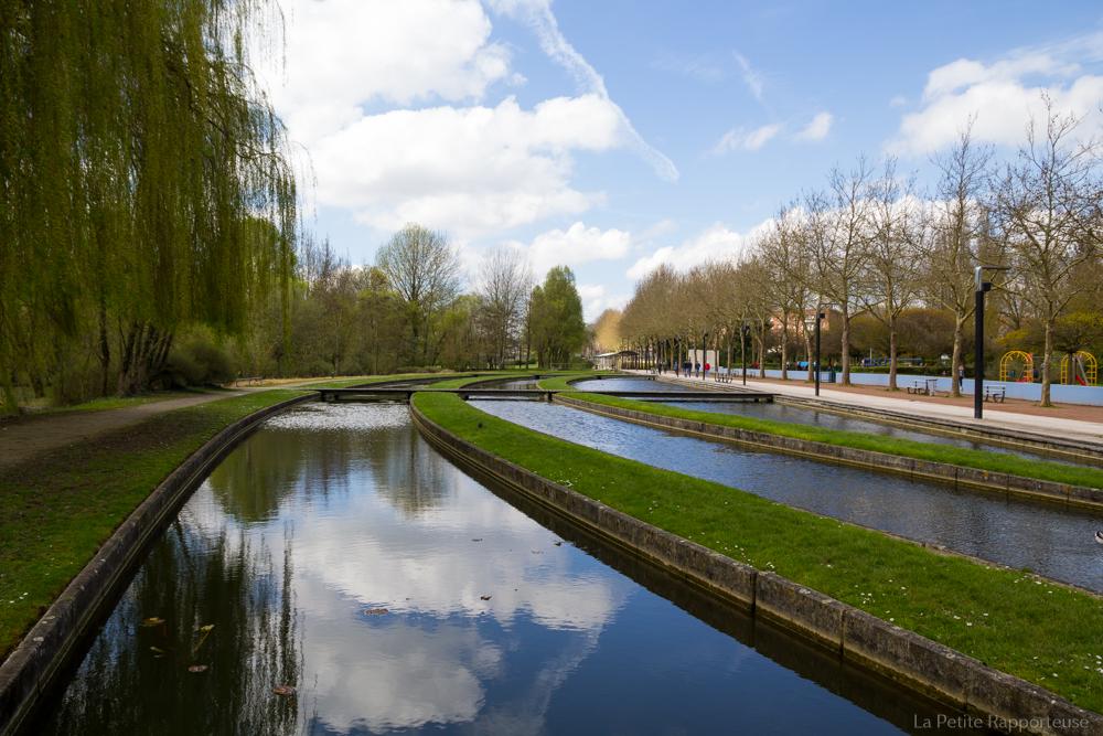 Amiens - Parc Saint Pierre