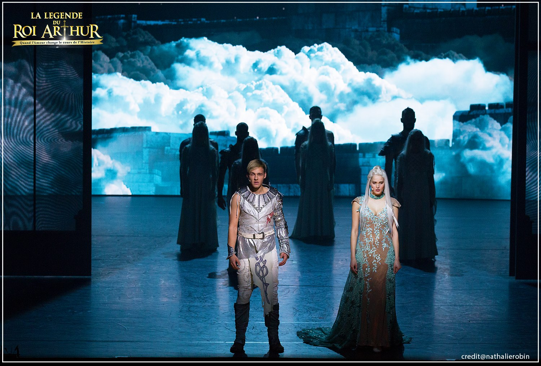 Lancelot et Guenièvre - Charlie Boisseau et Camille Lou