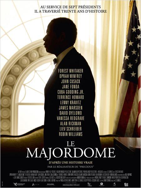 """Affiche """"Le Majordome"""""""