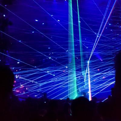 Arlette gruss laser