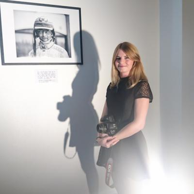 Chloé Massard, Photographe