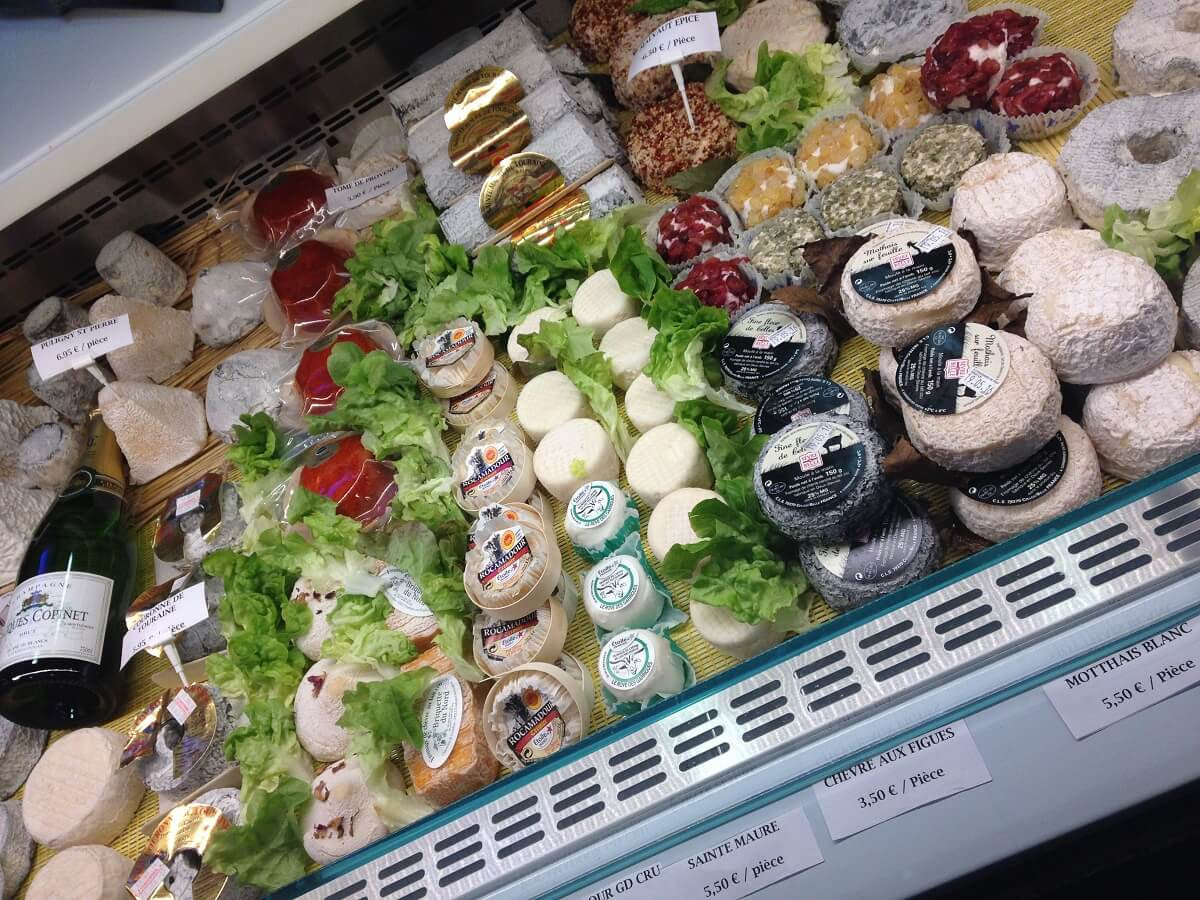 Choix fromages Hermann