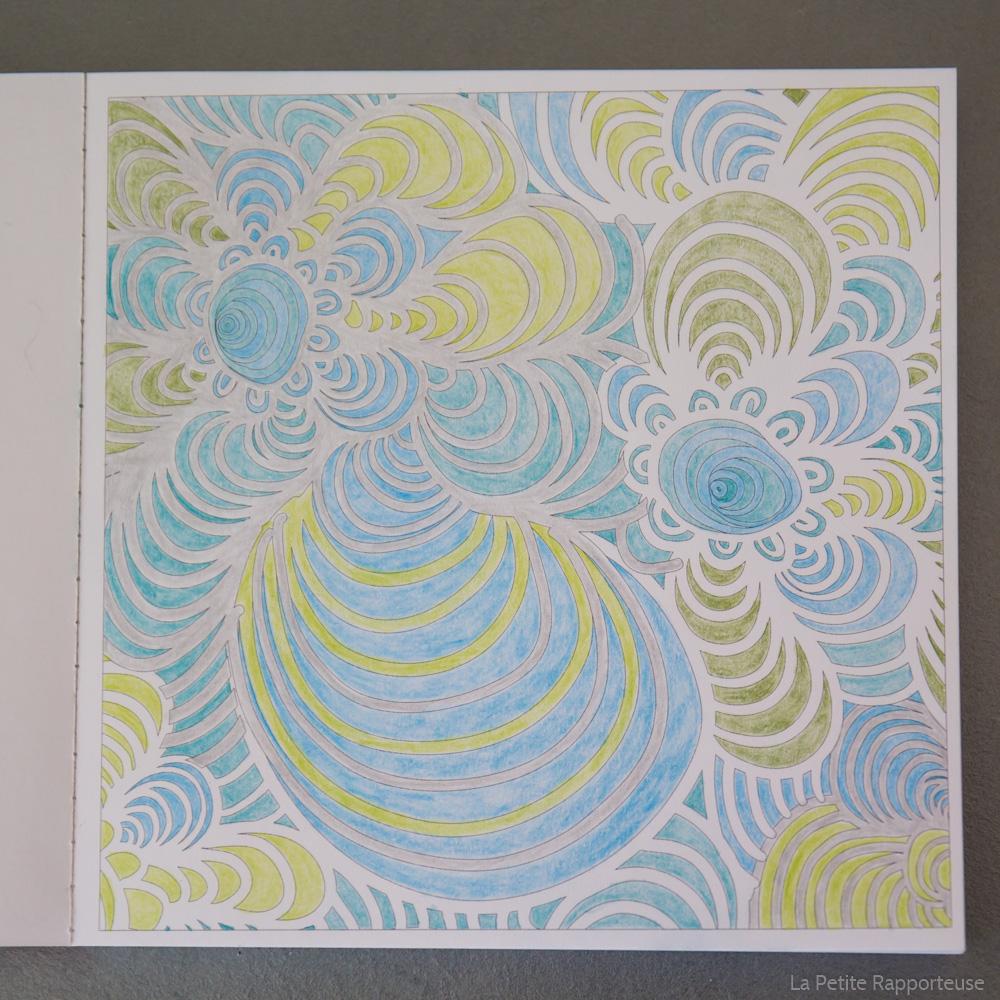 Coloriage zen 2