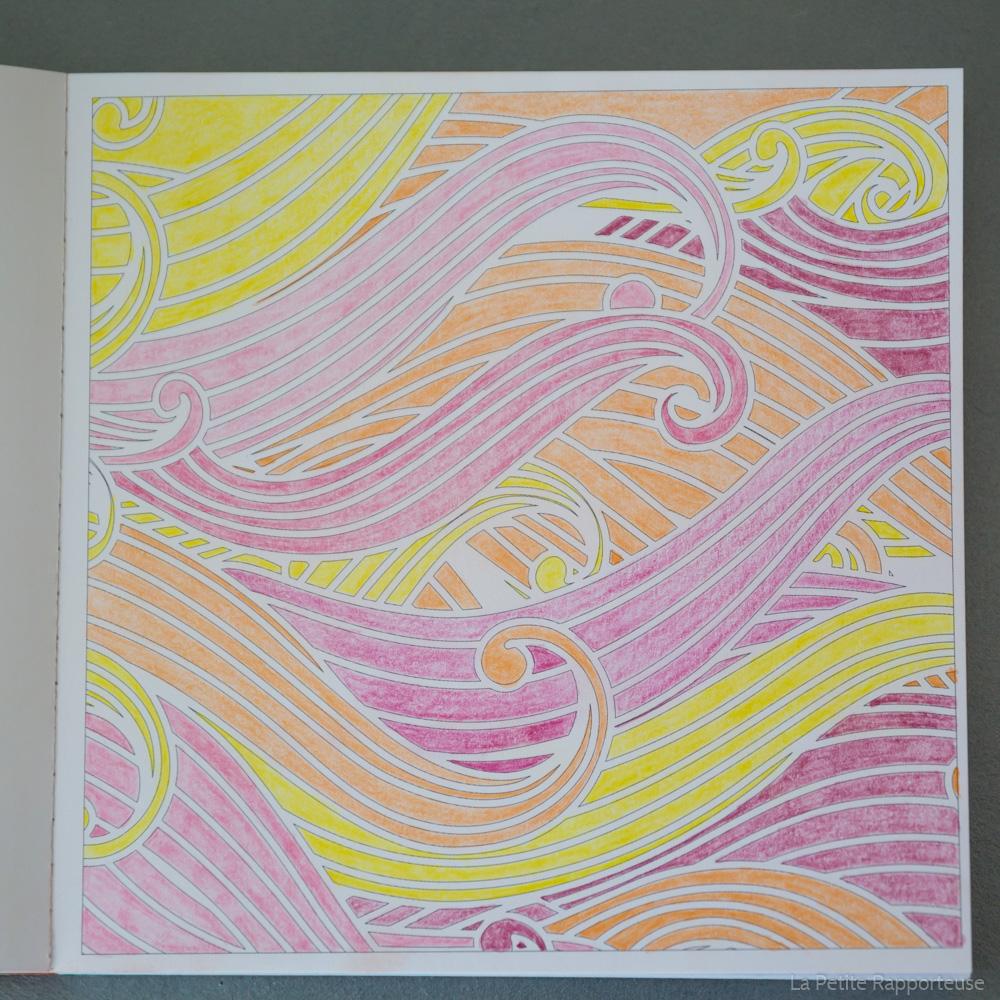 Coloriage zen 3