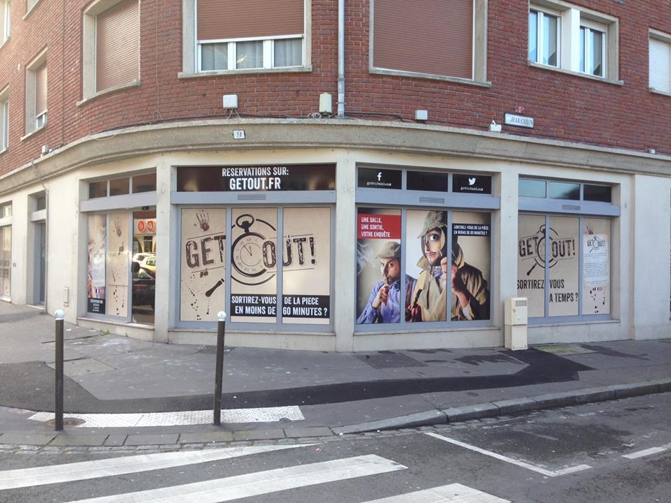 Get Out à Amiens rue du Général Leclerc