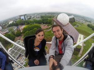 Selfie à l'aérobar ! (2015)