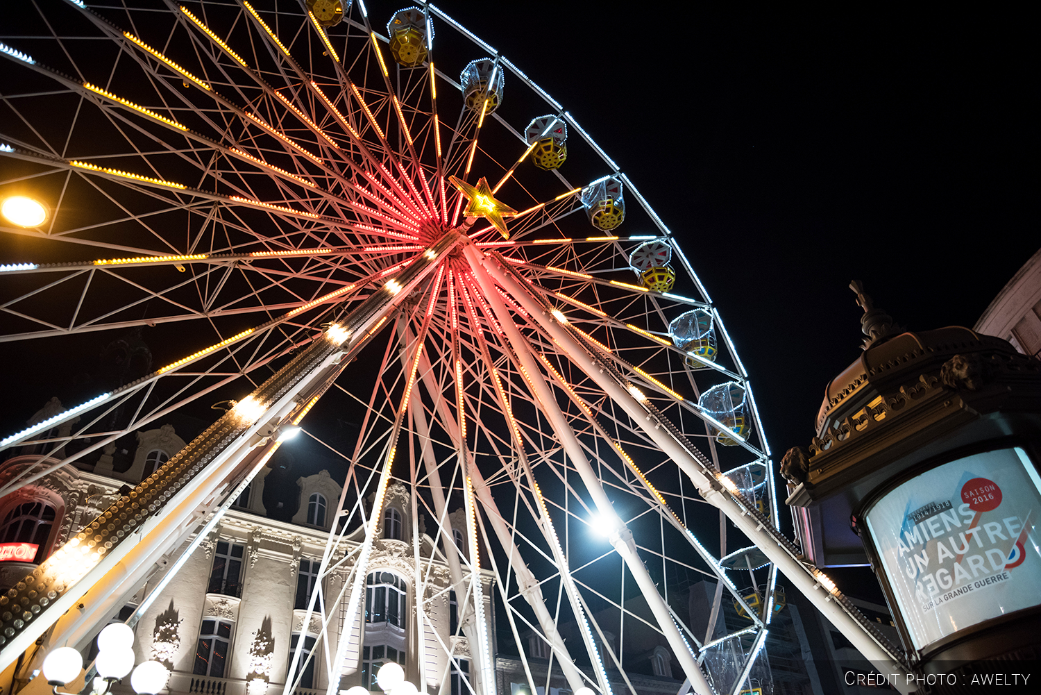 Grande roue (Photo : Awelty)