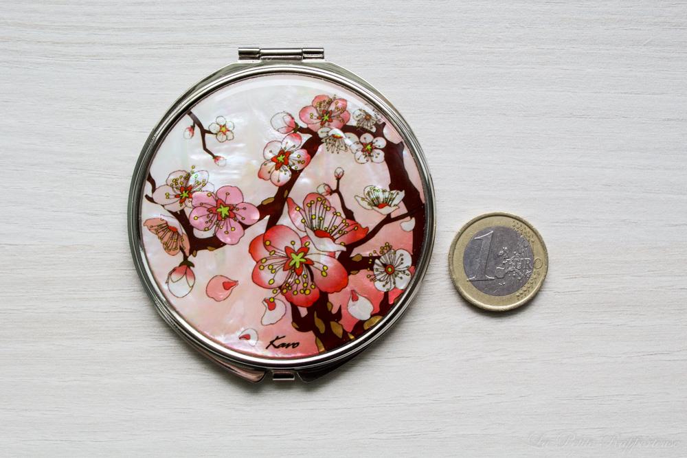 Miroir de poche Trésors de Corée
