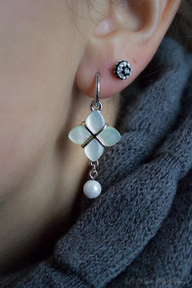 Boucles d'oreilles Trésors de Corée
