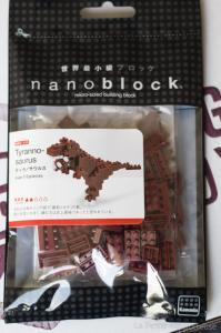 Nanoblock Dinosaurs