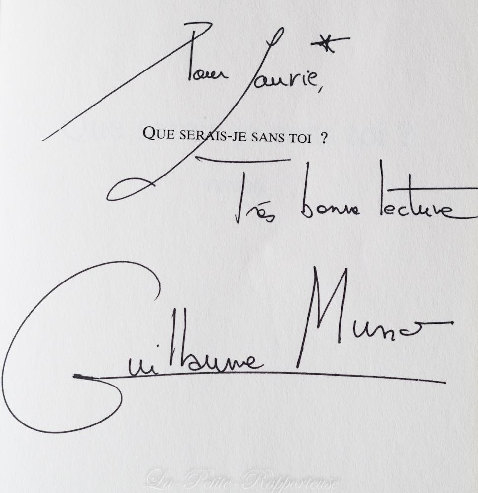 Dédicace de Guillaume MUSSO