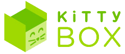 Logo Kitty Box