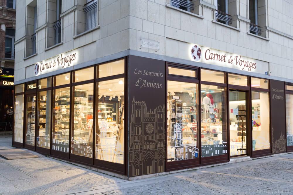 Magasin Carnet de Voyages à Amiens