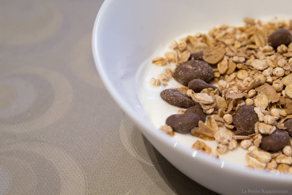 Muesli kitchen diet