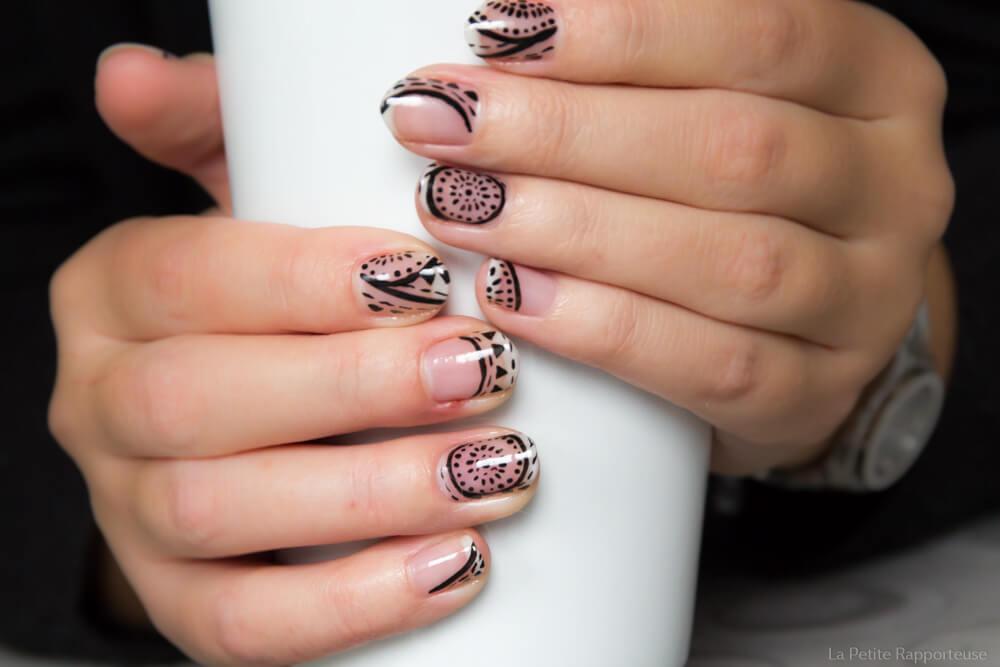 Nail art mahori