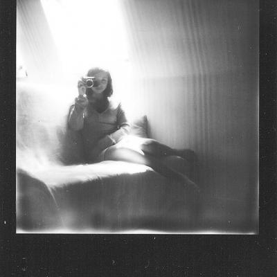 Polaroid argentique dusios
