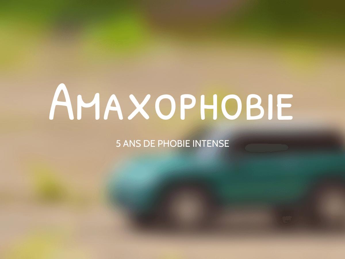 Amaxophobie rex