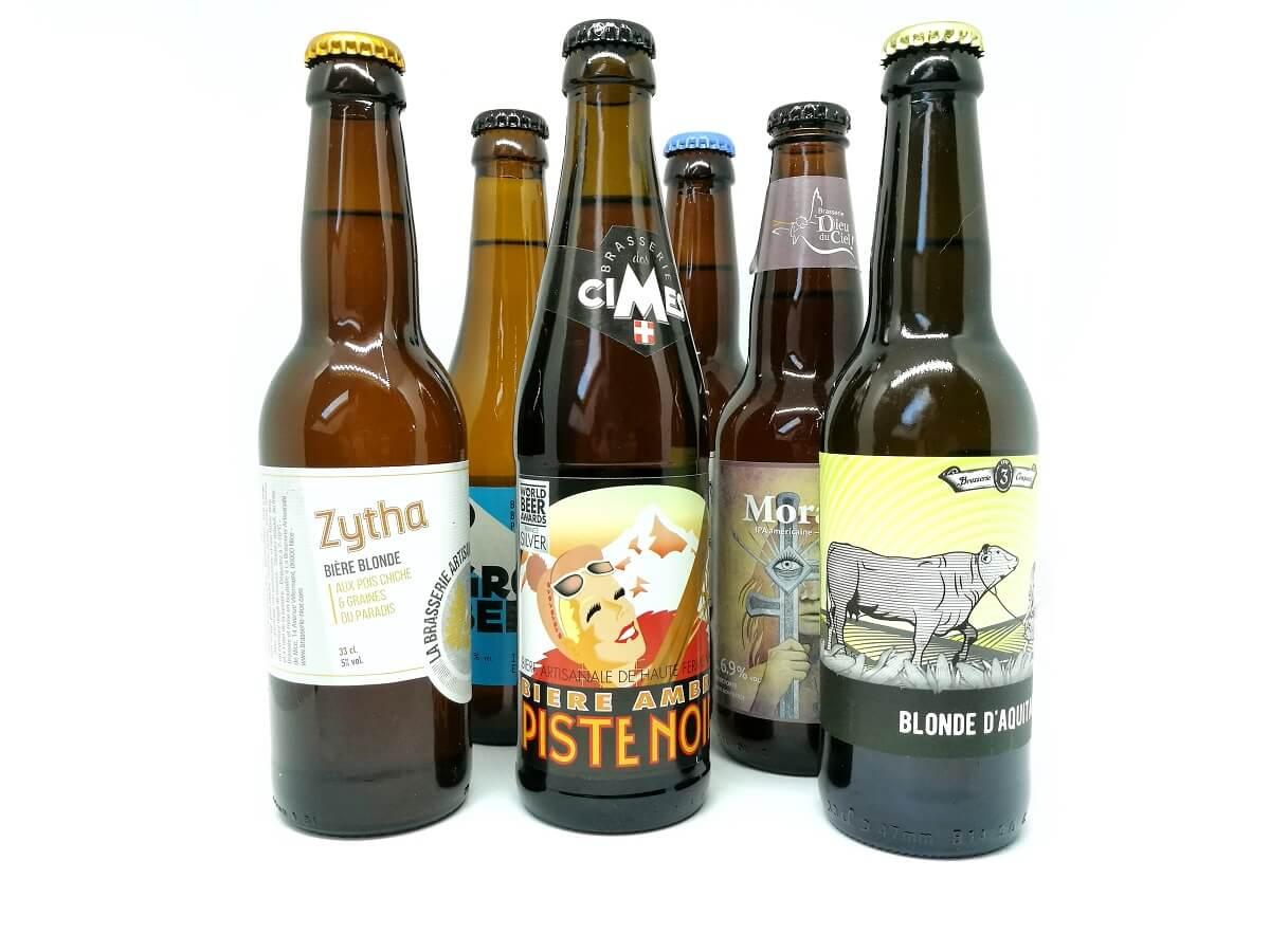 Bieropolis 6 bieres