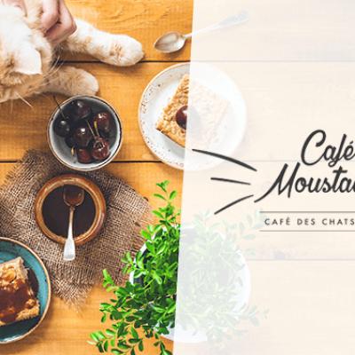 Café Moustache à Rouen