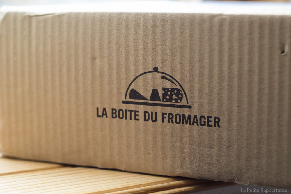 Carton la boite du fromager