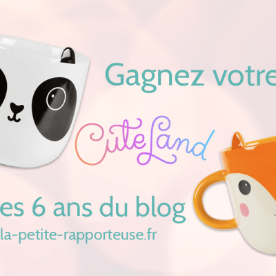 Concours mug blog