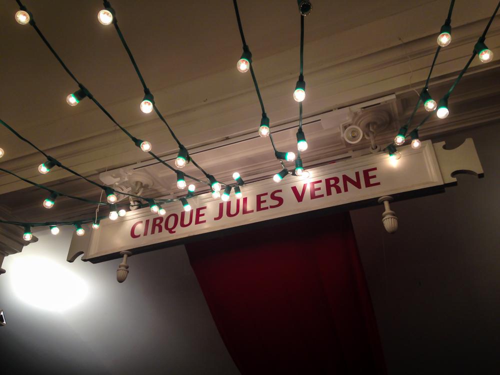 Emmanuel Moire cirque jules verne