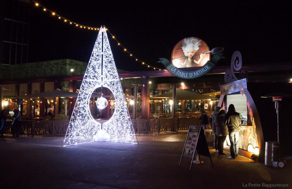 Futuroscope - Le Noël des Minimoys