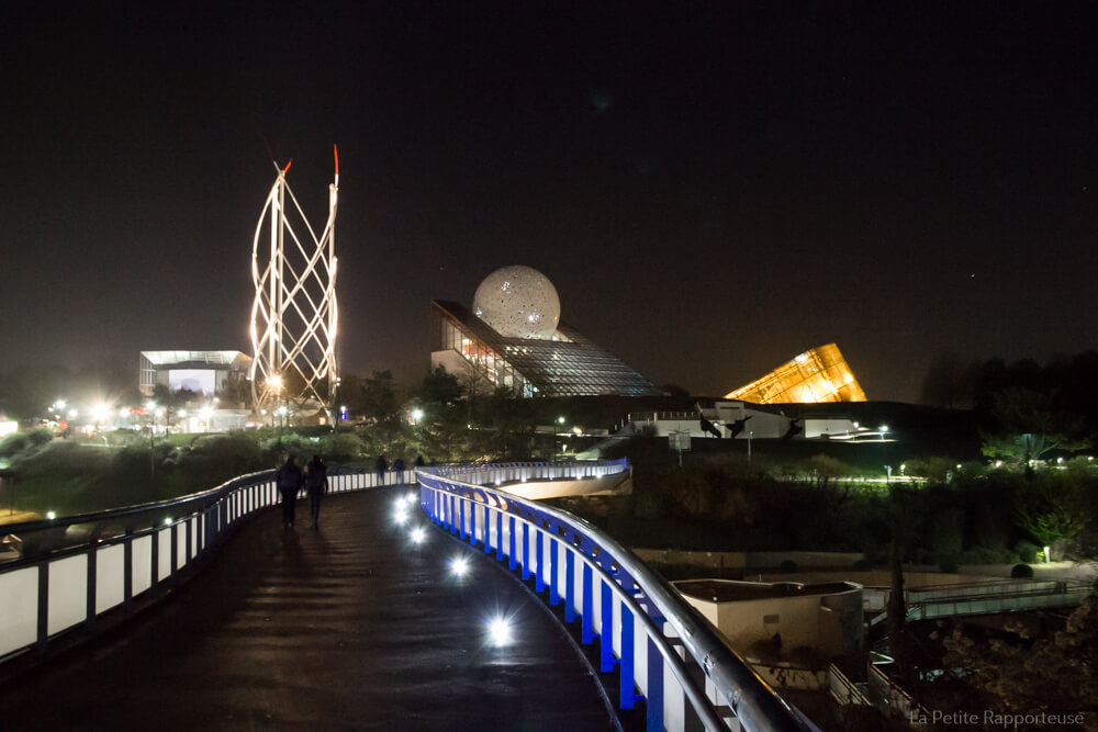 Futuroscope de Nuit