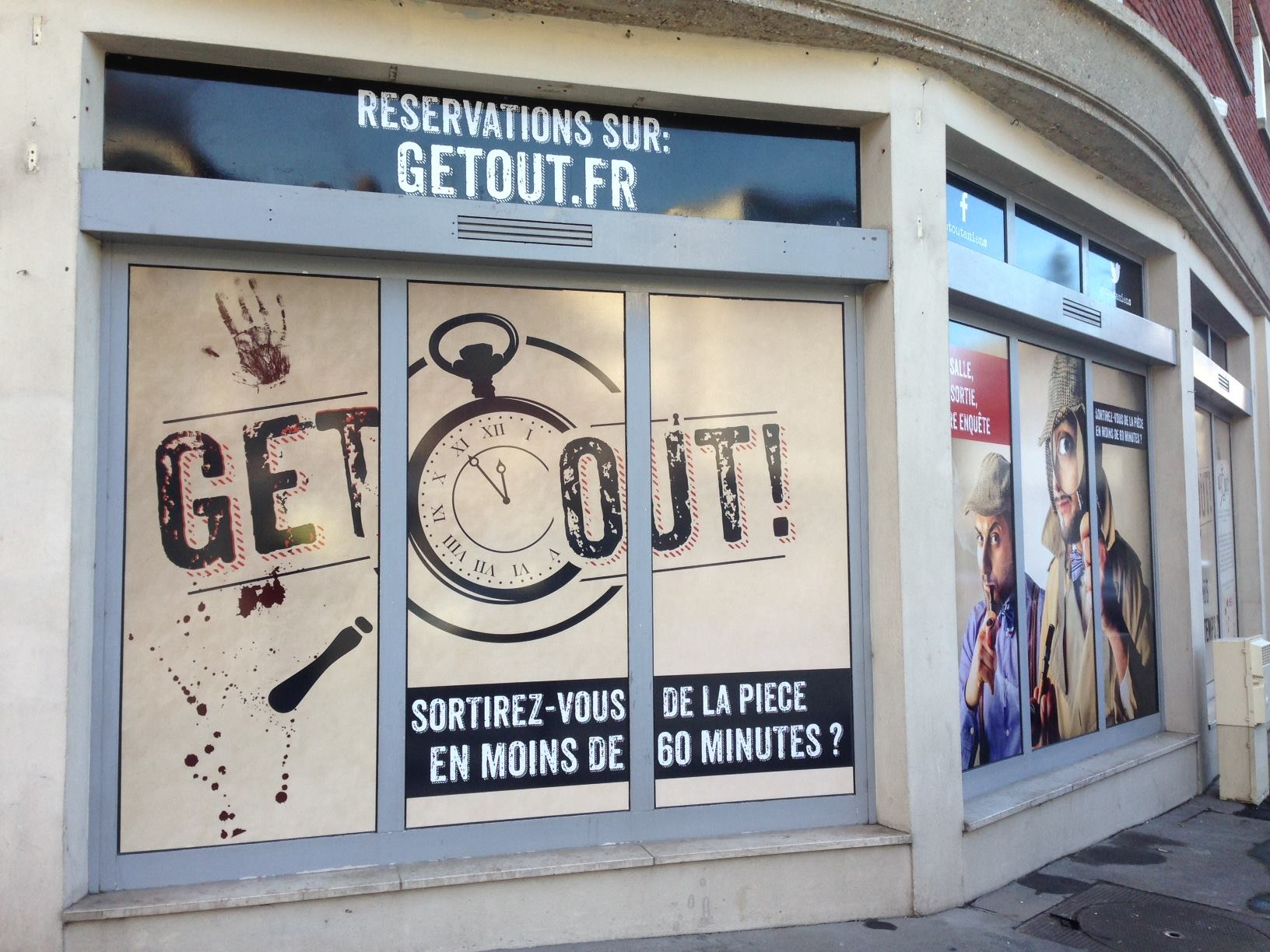 Get Out ! Amiens