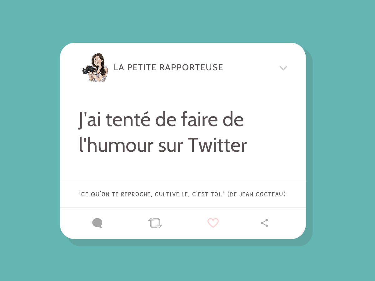 Humour twitter the end