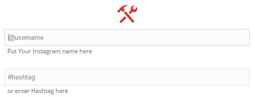 Instansive username