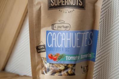La boit'apéro : Cacahuètes Supernuts