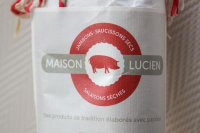 La boi'tapéro : Maison Lucien