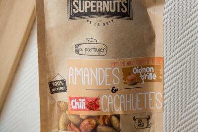 La boit'apéro : Mélange Supernuts