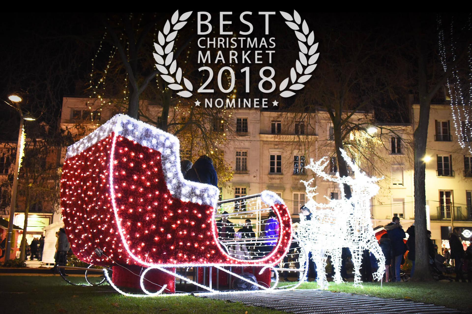 European Best Christmas Market