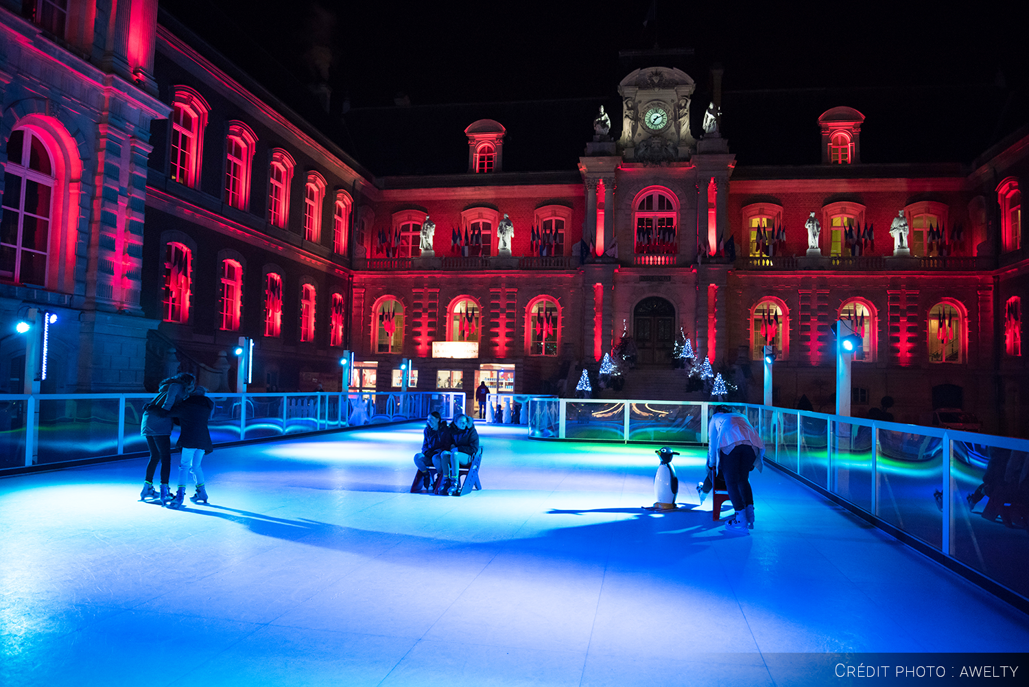 Patinoire (Photo : Awelty)