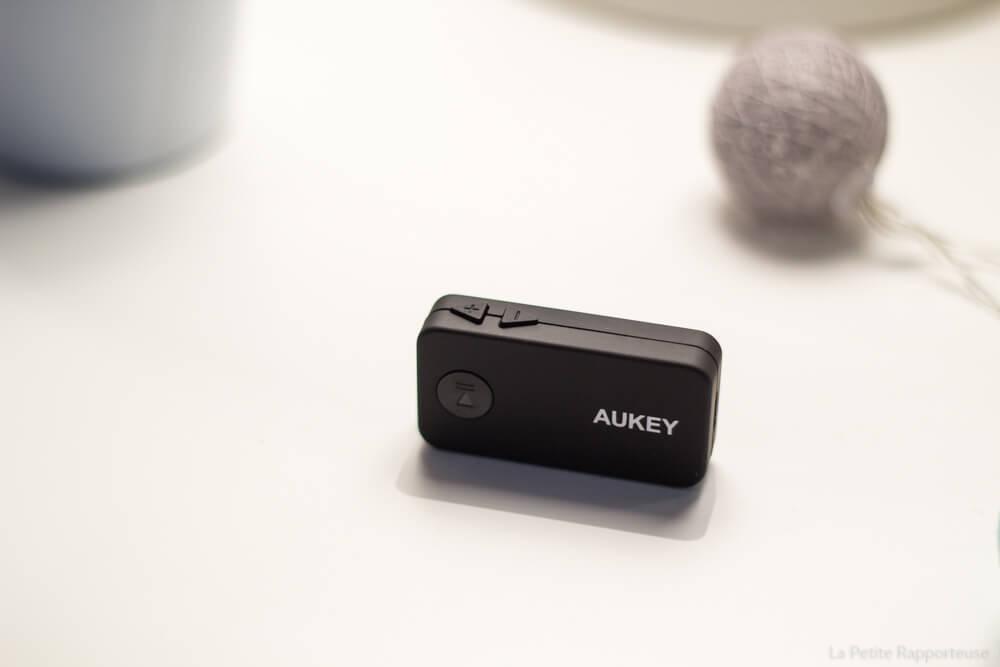 Récepteur bluetooth de marque Aukey