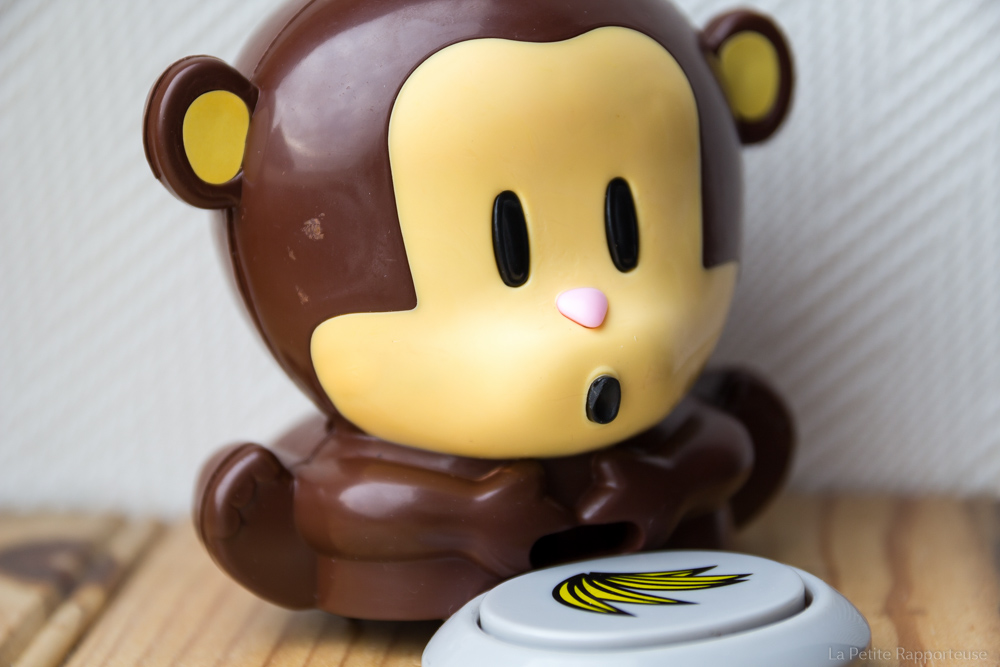 Sèche ongles monkey